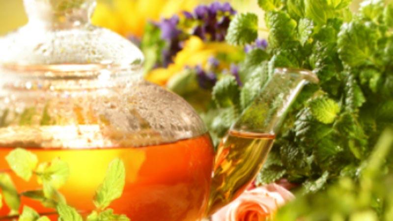 Иван-чай и другие травы