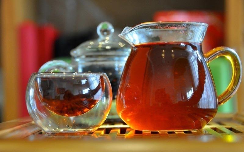 Приготовление вкусного чая